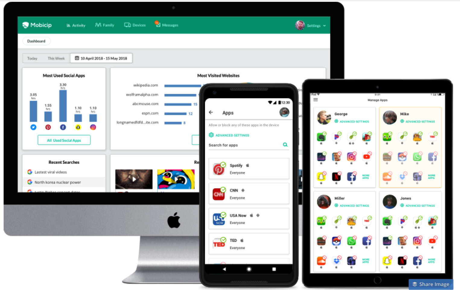 Manage Apps & Games