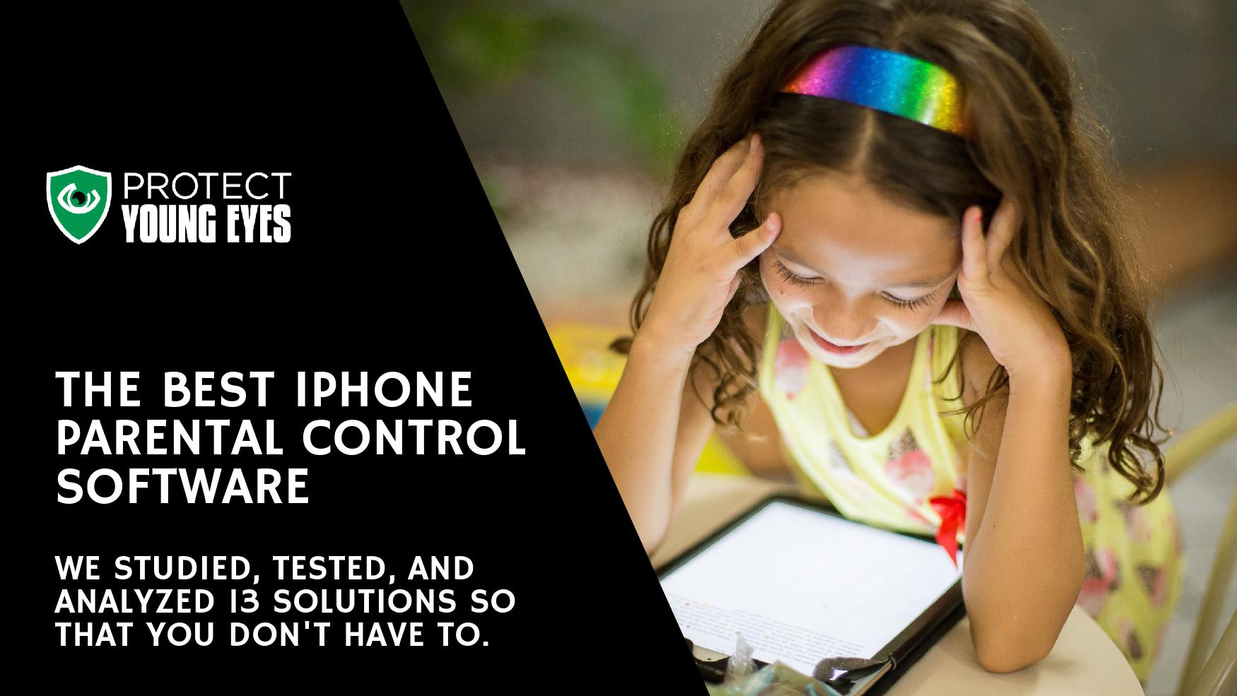 Best iPhone Parental Control Software 2019