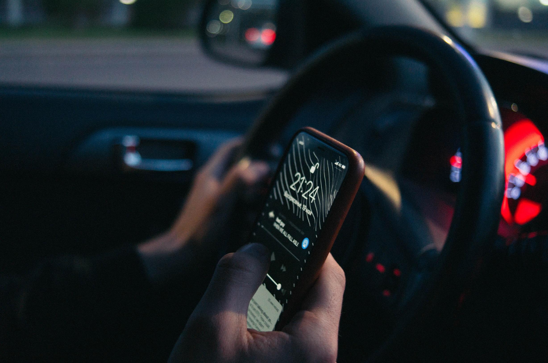 Distracted Driving Among Teens