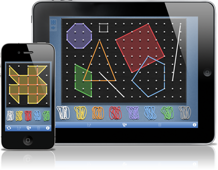 Geoboard screenshot