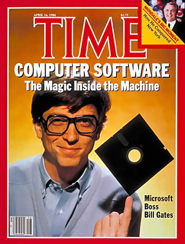 Bill Gates on Time