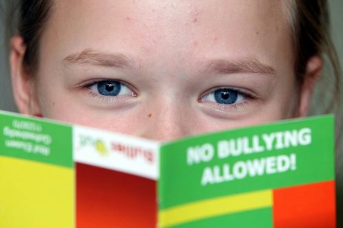 No bullying allowed