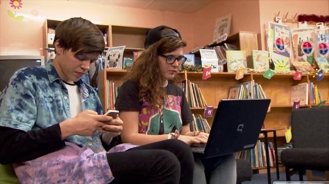 Kids on social media