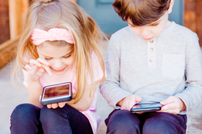Kids and cybercrime